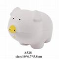 promotional cheap animal shaped stress
