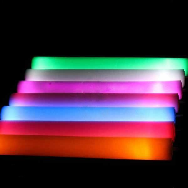 custom cheap led foam stick 4
