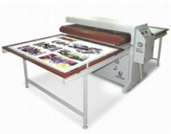Hydraulic Heat Transfer Printing Machine