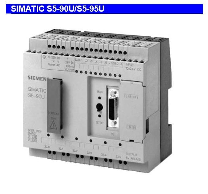 Siemens S7 series PLC and I/O Modules 5