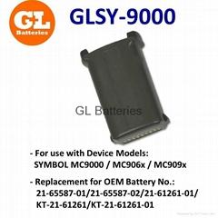 Battery Packs for SYMBOL MC9000 Barcode Scanner