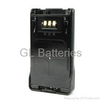 Two-way Radio Battery Packs with 2500mAh for KENWOO NEXEDGE NX-200/NX-300 Series 2