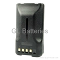 Two-way Radio Battery Packs with 2500mAh for KENWOO NEXEDGE NX-200/NX-300 Series 3