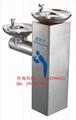 按下龍頭即可飲水的廣場直飲水機 5
