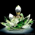 crystal glass car perfume bottle for women gifts 3