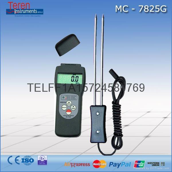 MC-7825G grain moisture meter  1