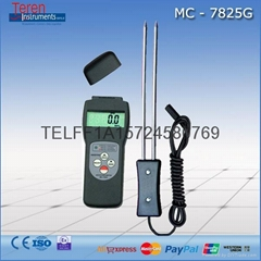 MC-7825G grain moisture meter