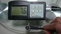 TM-8812 ultrasonic metal thickness meter