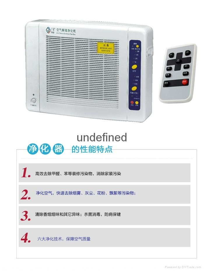 廣磊空氣淨化器GL-2108A 4