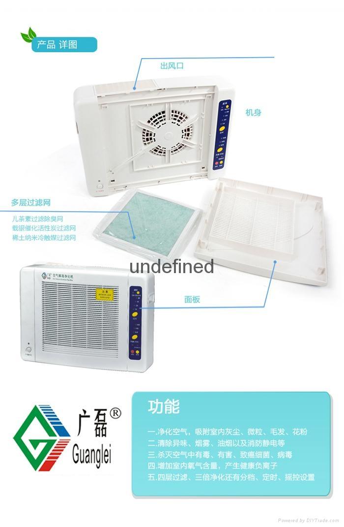 廣磊空氣淨化器GL-2108A 5