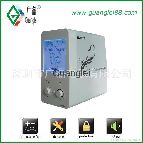 廣磊家用超聲波加濕器GL-2166 2