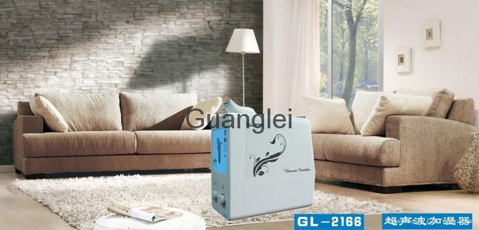 廣磊家用超聲波加濕器GL-2166 4