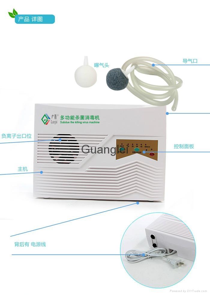 多功能空氣淨化器 GL-2186 5