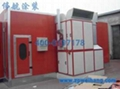 ISO9001 Car Spray Booth