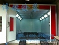 Kuwait Infrared Heating Spray Booth