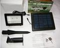 supr bright outdoor solar lamp battery powered garden light led lighting 3