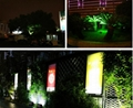 supr bright outdoor solar lamp battery powered garden light led lighting 4