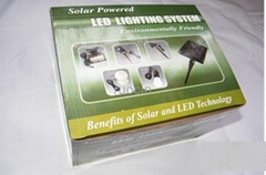 wholesale cheap energy-saved lawn lamp Solar power charging lawn lamp