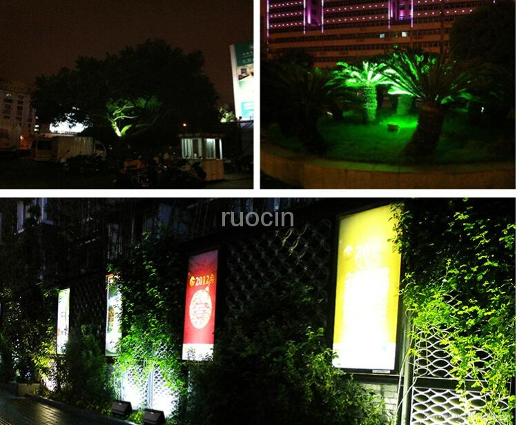 wholesale cheap energy-saved lawn lamp Solar power charging lawn lamp 3