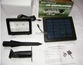 wholesale cheap energy-saved lawn lamp Solar power charging lawn lamp 4