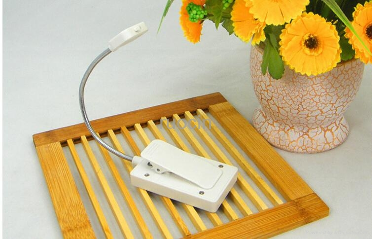 new design Light reading Lamp reading light for book light 3
