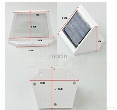 cheapest for solar lamp wall lamp led work light entrance of the door