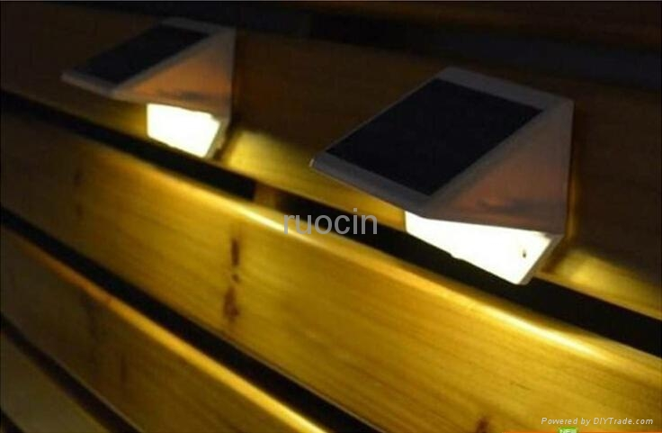 cheapest for solar lamp wall lamp led work light entrance of the door 3