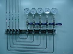 集中供氣系統