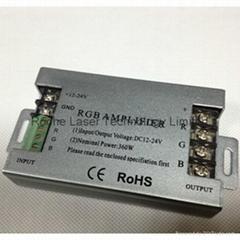 LED RGB Seven Color Amplifier