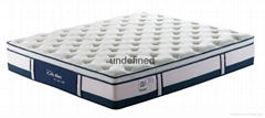 OMU-FP32 2014 New style pocket hgih quality Mable Memory Foam mattress