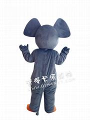 大象卡通動漫服裝
