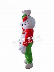 KT貓咪卡通動漫服裝