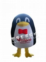 企鵝卡通動漫服裝