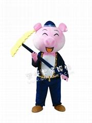 豬八戒卡通動漫服裝