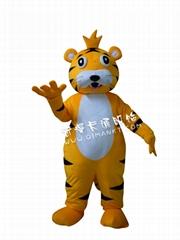 虎王卡通動漫服裝