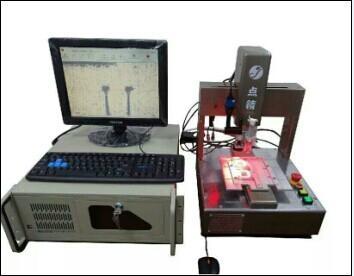 DJ-CCD300桌面式視覺點膠機 1