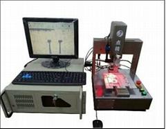 DJ-CCD300桌面式视觉点胶机