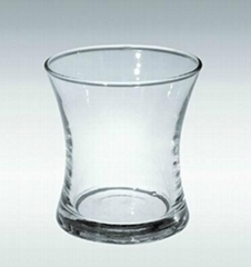 Glass Candle Jar for Candle (A-114)