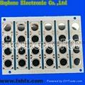 ENIG COB PCB board of 3*3cm