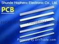 1.5m strip aluminum lead free HASL LED