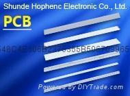 1.5m strip aluminum lead free HASL LED PCB board