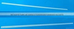1.8m strip aluminum lead free HASL LED PCB board