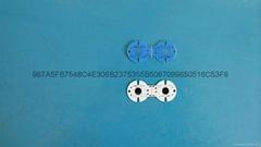 ENIG LED PCB board for COB spotlight