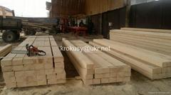 Timber lumber beam
