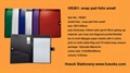 HS361  snap pad folio Jr