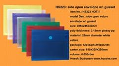 HS223  side open velcro