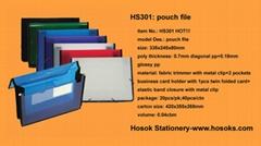 HS301 pouch file