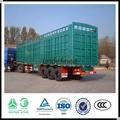 van transport semi trailer