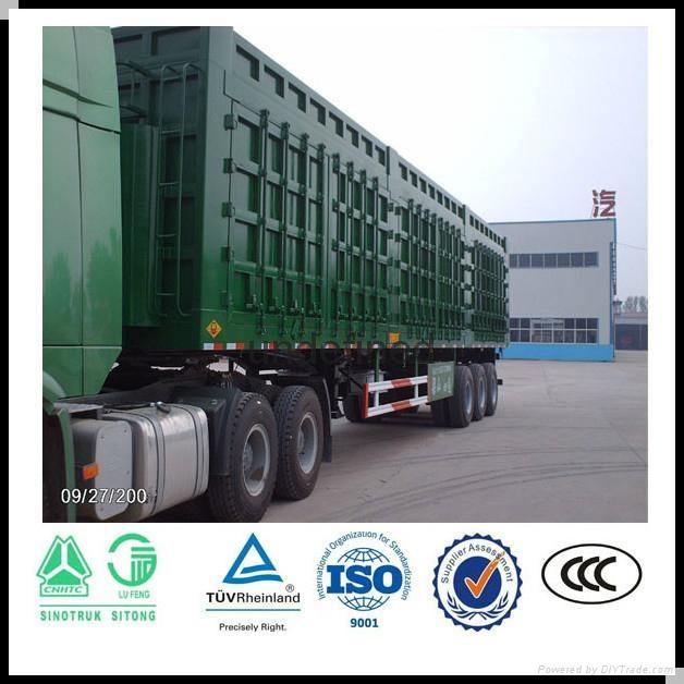 van transport semi trailer  5