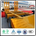 Low price high quanlity 3 axle low /flat